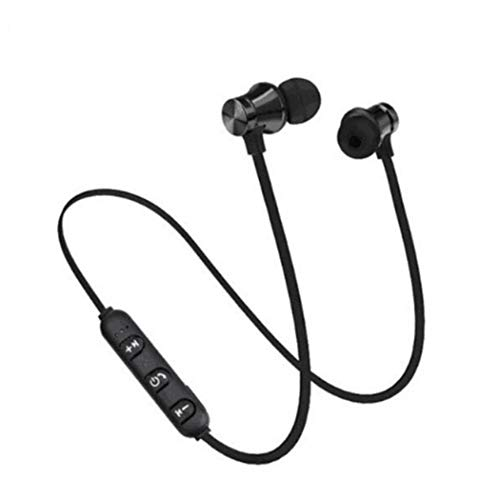 Sisaki écouteurs Bluetooth Sans Fil Stéréo Oreillette Sport écouteur
